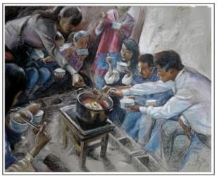 Histoire de la fondue chinoise